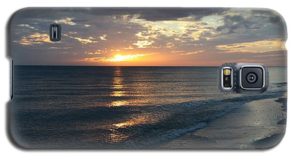 Days End Over Sanibel Island Galaxy S5 Case