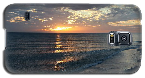 Days End Over Sanibel Island Galaxy S5 Case by Christiane Schulze Art And Photography
