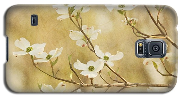 Days Of Dogwoods Galaxy S5 Case