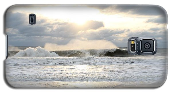 Day's Rolling Waves Galaxy S5 Case