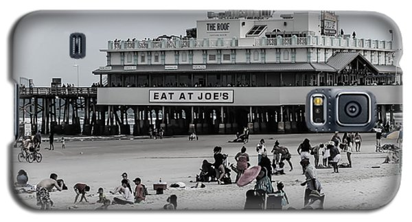 Daytona Beach Pier Galaxy S5 Case