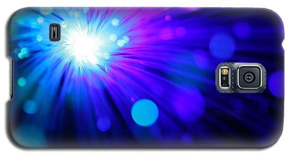 Dazzling Blue Galaxy S5 Case by Dazzle Zazz