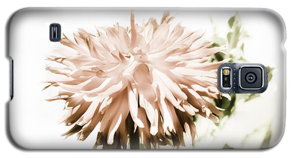 Galaxy S5 Case featuring the photograph Dazzling Dahlia by Sherri Meyer