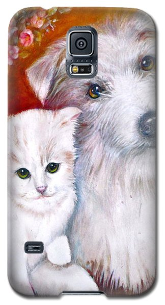 Db And  Some Sugar Galaxy S5 Case by Patricia Schneider Mitchell