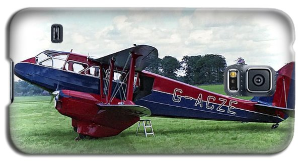 De Havilland Dragon Rapide Galaxy S5 Case