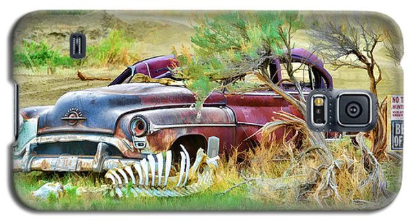 Dead Car Galaxy S5 Case