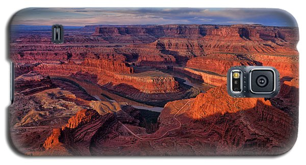 Dead Horse Point Sunrise Galaxy S5 Case