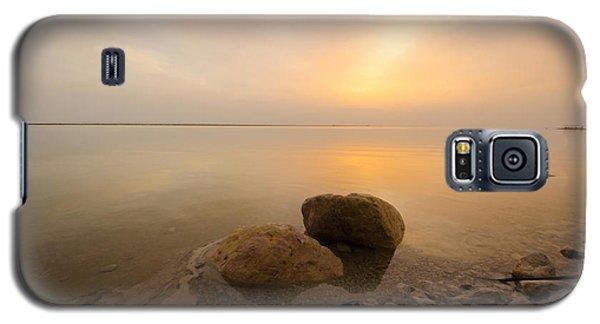 Dead Sea Sunrise Galaxy S5 Case