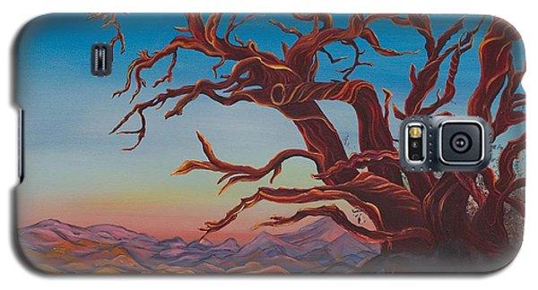 Dead Tree Galaxy S5 Case by Yolanda Raker