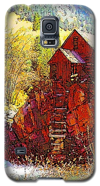 Deadhorse Mill Galaxy S5 Case