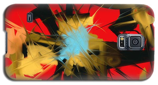 Deadly Fight Galaxy S5 Case