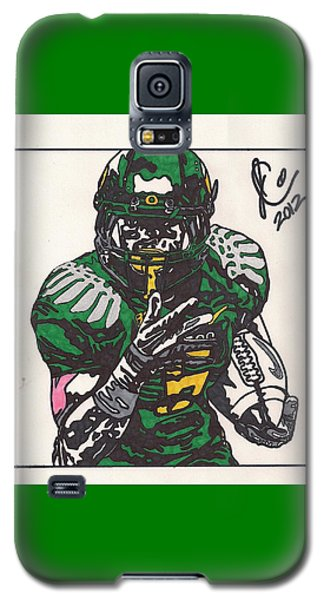 De'anthony Thomas Galaxy S5 Case by Jeremiah Colley