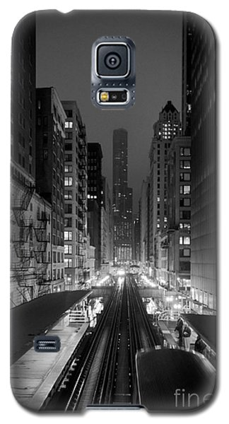 Galaxy S5 Case featuring the photograph Dear Chicago You're Beautiful by Peta Thames