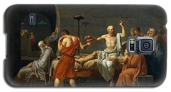 Death Of Socrates Galaxy S5 Case