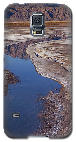 Death Valley Salt Stream 1 Galaxy S5 Case