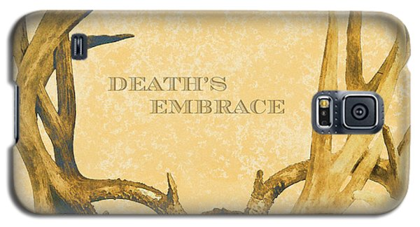 Death's Embrace Galaxy S5 Case