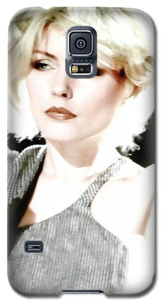 Deborah Harry Blondie Lead Singer Galaxy S5 Case
