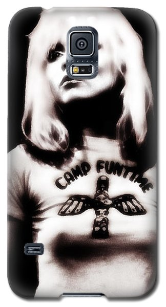 Deborah Harry Galaxy S5 Case