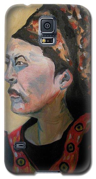 Deborah The Warrior Galaxy S5 Case by Esther Newman-Cohen