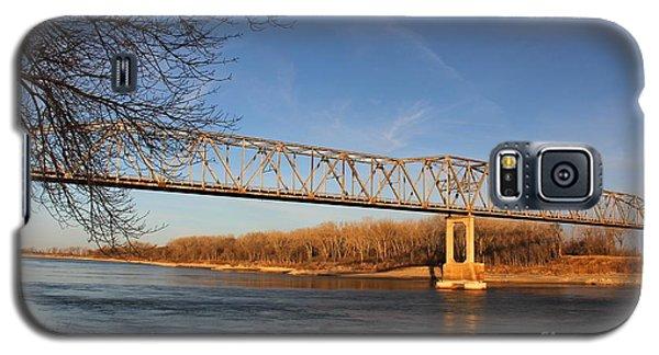 Decatur Bridge Galaxy S5 Case by Yumi Johnson