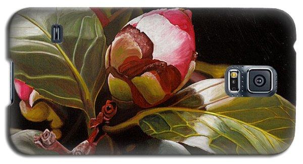 December Rose Galaxy S5 Case