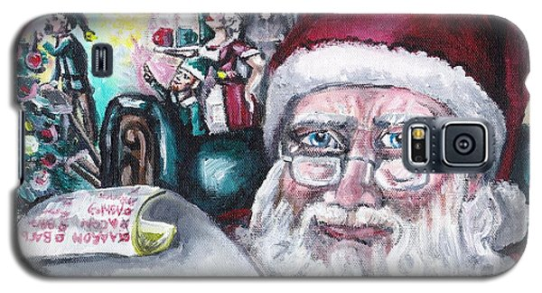 December Galaxy S5 Case by Shana Rowe Jackson