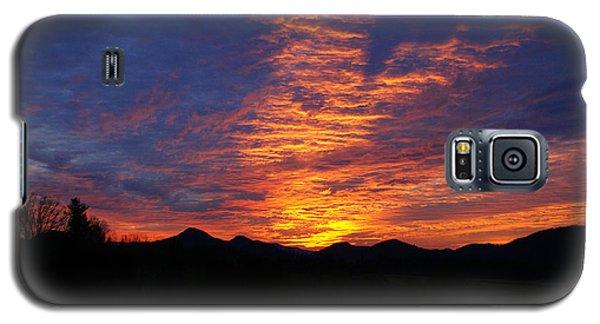 Decembers Canvas Galaxy S5 Case by Annlynn Ward