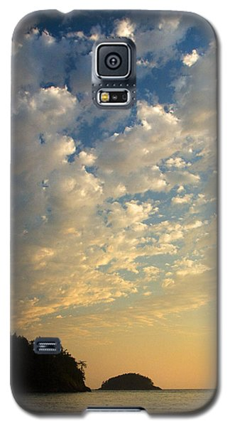 Deception Pass Galaxy S5 Case by Sonya Lang