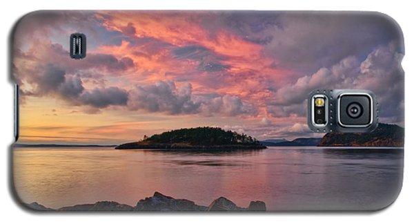 Deception Pass Sunset Galaxy S5 Case