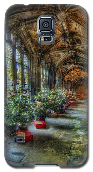 Deck The Halls Galaxy S5 Case