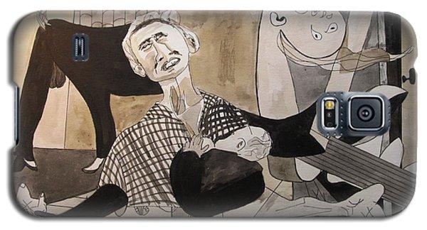 Deconstructing Picasso - La Agonia Espanola Galaxy S5 Case