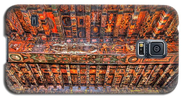 Decorated Ceiling Galaxy S5 Case by Rod Jones