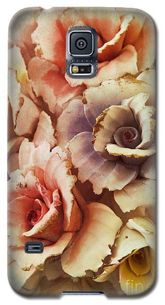Galaxy S5 Case featuring the photograph Decoration Flower by Mohamed Elkhamisy
