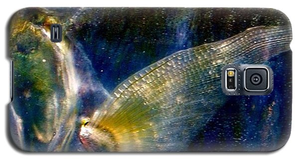Deep Blue Sea Galaxy S5 Case