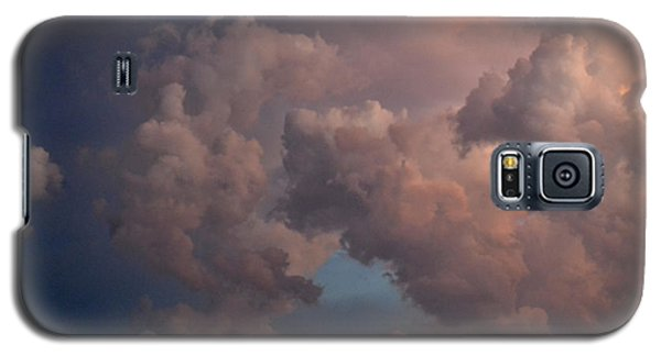 Galaxy S5 Case featuring the photograph Deep Clouds At Sunset 2  by Lyle Crump
