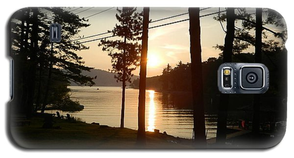 Galaxy S5 Case featuring the photograph Deep Creek Lake Park Md by Emmy Marie Vickers