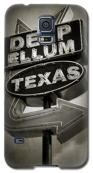 Deep Ellum Galaxy S5 Case by Joan Carroll
