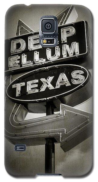 Deep Ellum Galaxy S5 Case