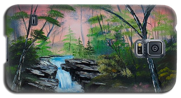 Deep In The Woods Galaxy S5 Case