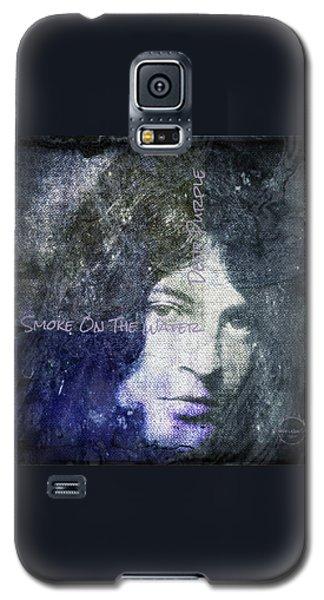 Deep Purple - Smoke On The Water Galaxy S5 Case
