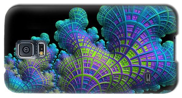 Deep Sea Coral Galaxy S5 Case