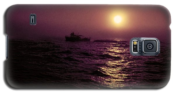 Deep Sea Fishing Off West Port Wa II Galaxy S5 Case