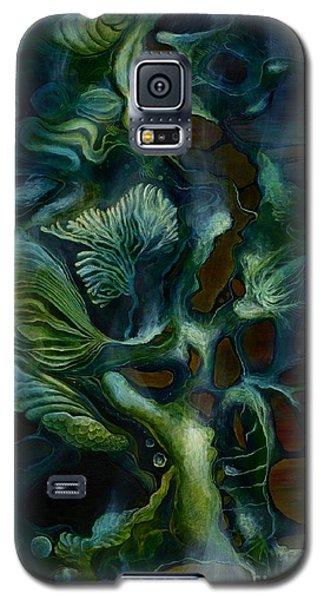 Deep Sea Within Galaxy S5 Case