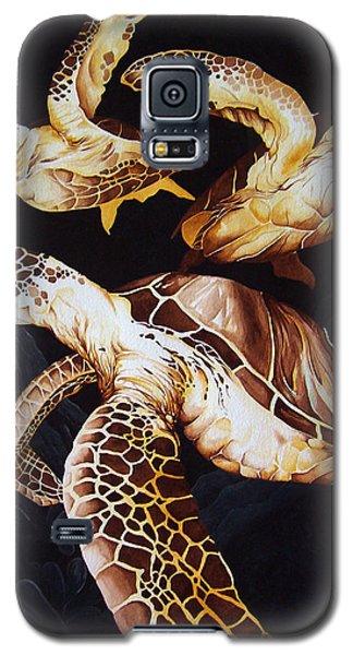Deep Swim Galaxy S5 Case