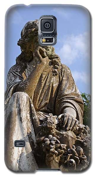 Galaxy S5 Case featuring the photograph Deep Thoughts by Andy Crawford
