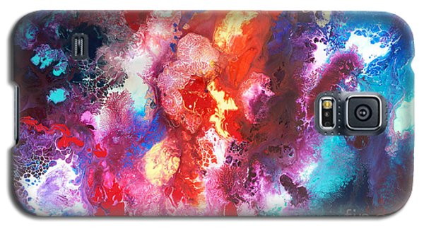 Deep Water Coral Galaxy S5 Case