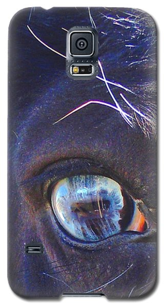 Galaxy S5 Case featuring the photograph Deeper Into Ojo Sarco by Anastasia Savage Ealy