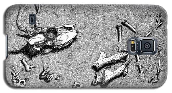 Deer Bones Galaxy S5 Case