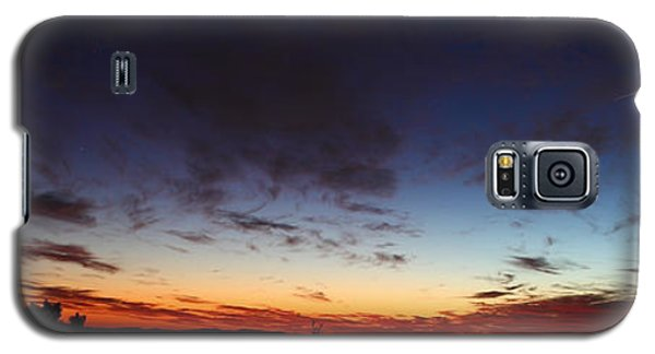 Deer Creek Dawn Galaxy S5 Case