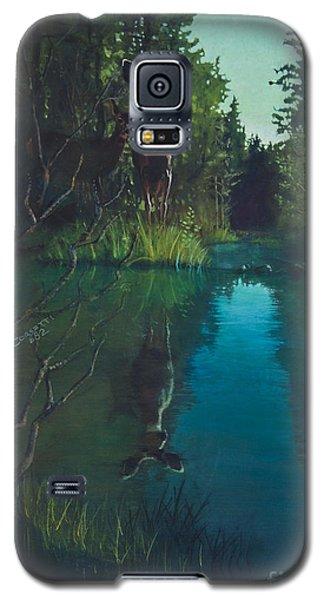 Deer Crossing Galaxy S5 Case